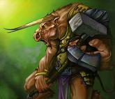 La leyenda del minotauro