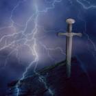 Leyenda del Rey Arturo y Excalibur